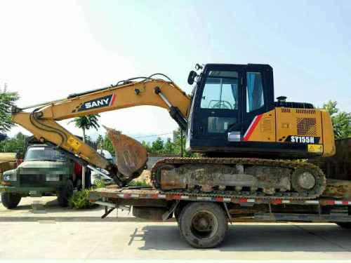 山西出售转让二手8000小时2013年三一重工SY135C挖掘机