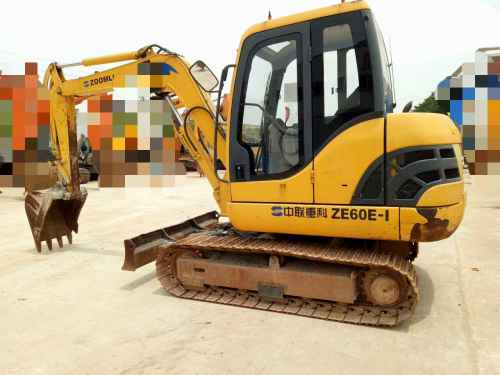 安徽出售转让二手2315小时2012年中联重科ZE60E挖掘机