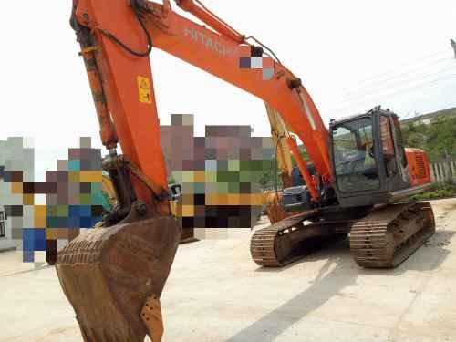 安徽出售转让二手8413小时2010年日立ZX210H挖掘机