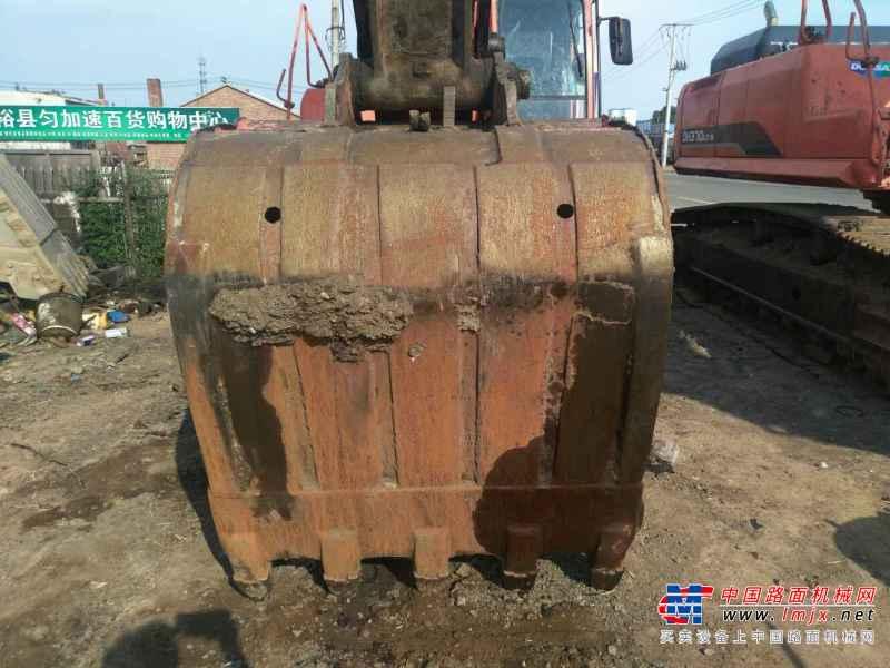 黑龙江出售转让二手9000小时2009年斗山DH300LC挖掘机