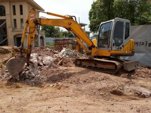安徽出售转让二手9262小时2008年江淮银联CVX60挖掘机