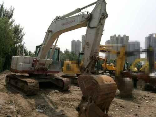 辽宁出售转让二手3670小时2013年竹内TB1135C挖掘机