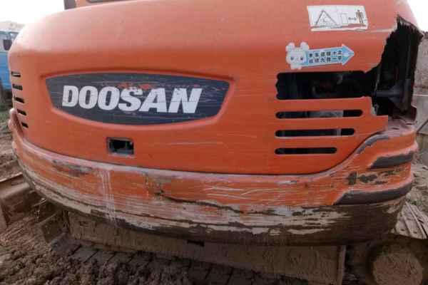 辽宁出售转让二手8000小时2011年斗山DH80GOLD挖掘机