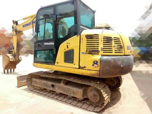 安徽出售转让二手8000小时2012年小松PC60挖掘机