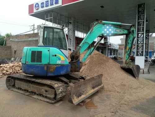 山西出售转让二手6000小时2010年石川岛80NS挖掘机