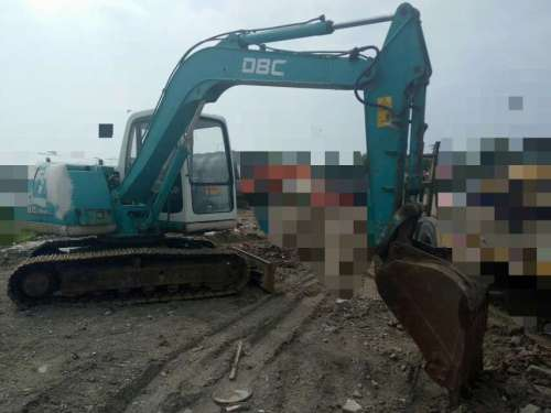 辽宁出售转让二手8000小时2009年宝鼎WY90B挖掘机