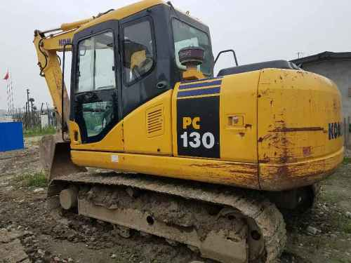 四川出售转让二手3500小时2014年小松PC110挖掘机