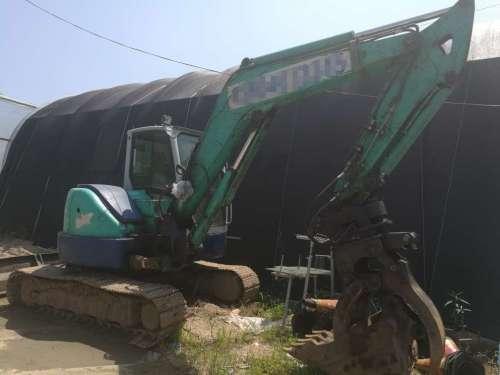 辽宁出售转让二手7000小时2010年石川岛80NX3挖掘机