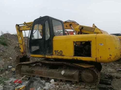 吉林出售转让二手12000小时2008年福临机械WY125D挖掘机