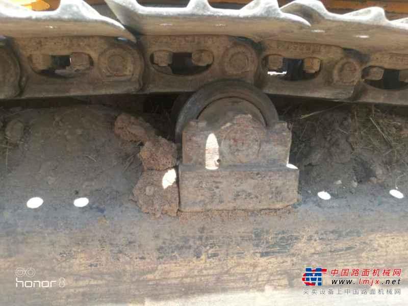 内蒙古出售转让二手6000小时2010年龙工LG6060挖掘机