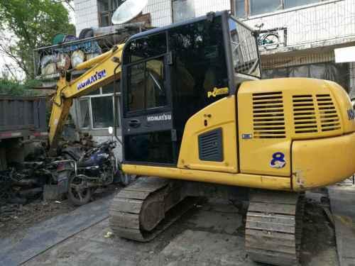 黑龙江出售转让二手8000小时2011年小松PC70挖掘机