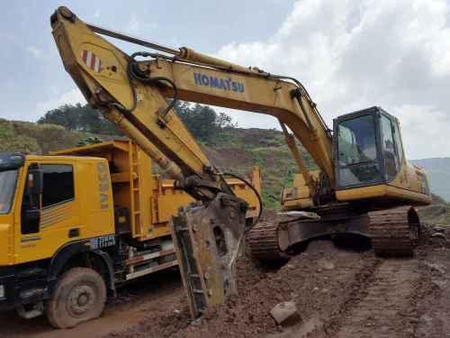 四川出售转让二手8000小时2011年力士德SC230挖掘机