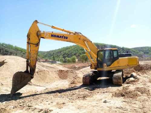 山西出售转让二手11000小时2011年小松PC360挖掘机