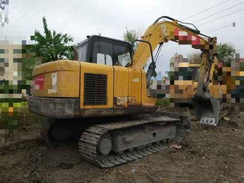 黑龙江出售转让二手3400小时2013年卡特重工CT85挖掘机
