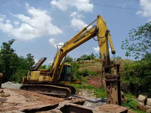 四川出售转让二手10000小时2009年力士德SC270挖掘机