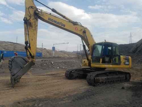宁夏出售转让二手1200小时2009年小松PC240LC挖掘机