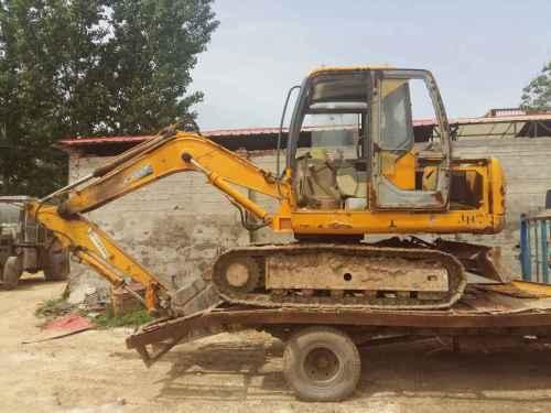 河北出售转让二手20000小时2005年泰安嘉和JH70挖掘机