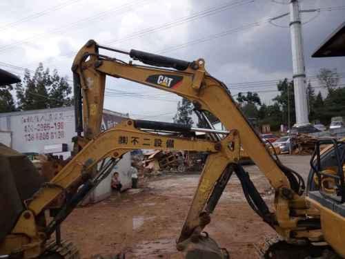 云南出售转让二手6000小时2009年卡特彼勒303挖掘机