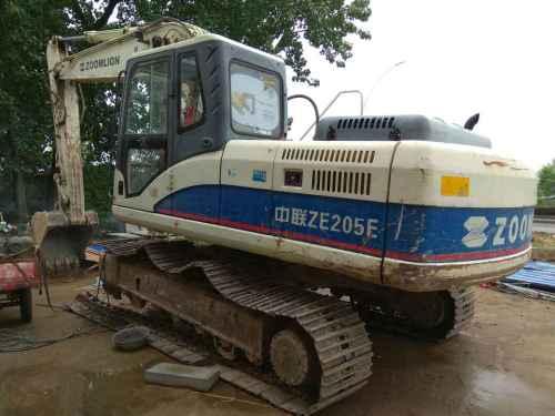 江苏出售转让二手8445小时2011年中联重科ZE205E挖掘机