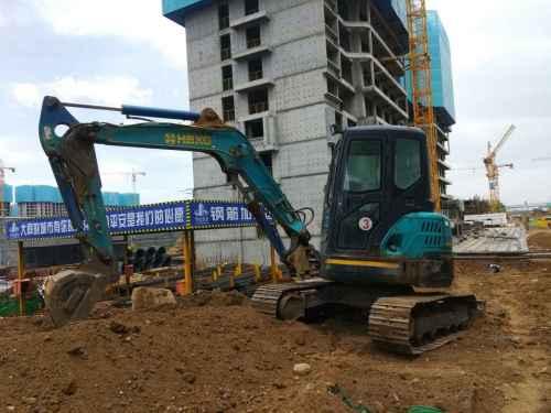 山西出售转让二手4000小时2012年宣工SR050挖掘机