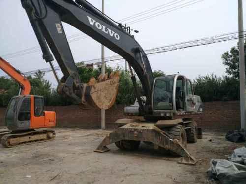 山东出售转让二手2000小时2015年詹阳动力JYL161挖掘机