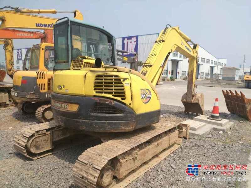 山东出售转让二手5000小时2011年洋马ViO80挖掘机