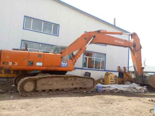 黑龙江出售转让二手20000小时2005年日立EX300挖掘机