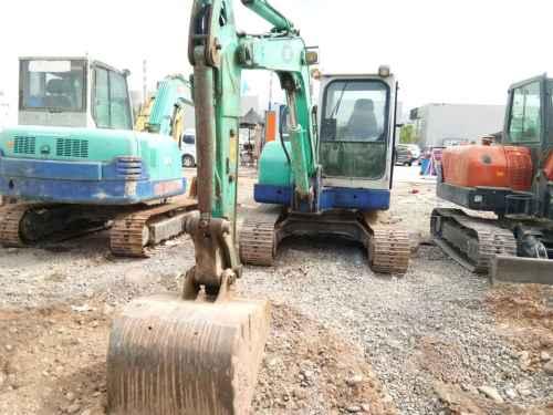 甘肃出售转让二手7200小时2012年石川岛60N挖掘机