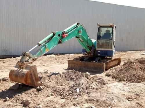 甘肃出售转让二手3800小时2012年石川岛80NX3挖掘机