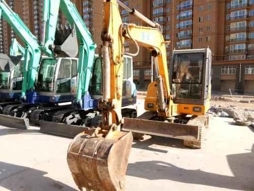 甘肃出售转让二手6173小时2013年徐工XE60挖掘机