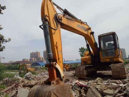 四川出售转让二手11000小时2010年泰安嘉和JH180挖掘机