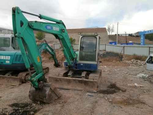 甘肃出售转让二手2200小时2011年石川岛80NX3挖掘机