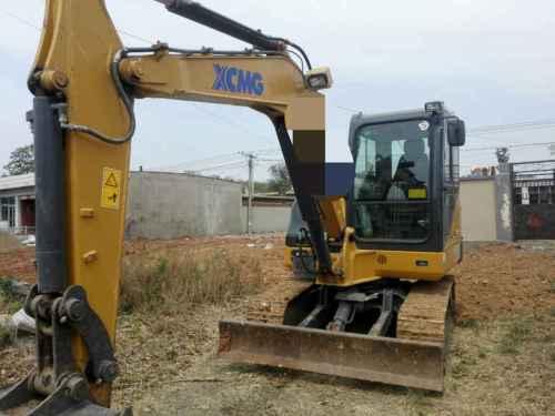 辽宁出售转让二手1400小时2016年徐工XE60挖掘机