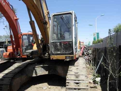 辽宁出售转让二手8500小时2005年利勃海尔R914B挖掘机
