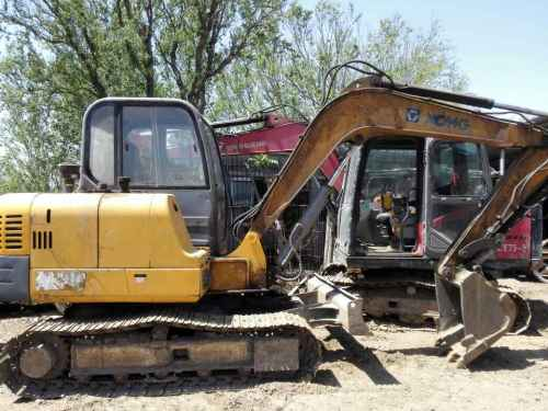 辽宁出售转让二手3500小时2009年徐工XE60挖掘机