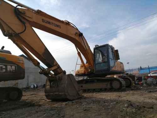 吉林出售转让二手5000小时2009年厦工XG823挖掘机
