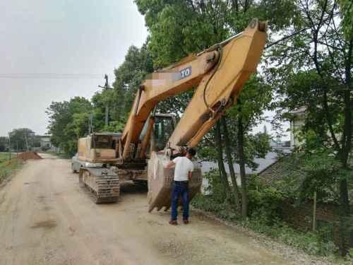 湖南出售转让二手13442小时2008年加藤HD820III挖掘机