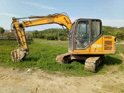 江西出售转让二手8000小时2010年徐工XE80挖掘机