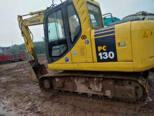 重庆出售转让二手7000小时2011年力士德SC130挖掘机