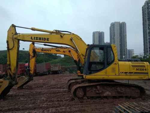 重庆出售转让二手6000小时2012年力士德SC200挖掘机