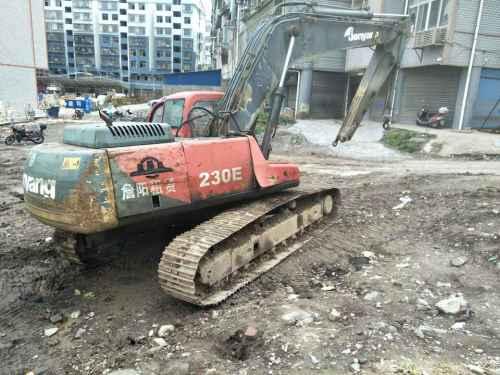 重庆出售转让二手10000小时2010年詹阳动力JY230E挖掘机