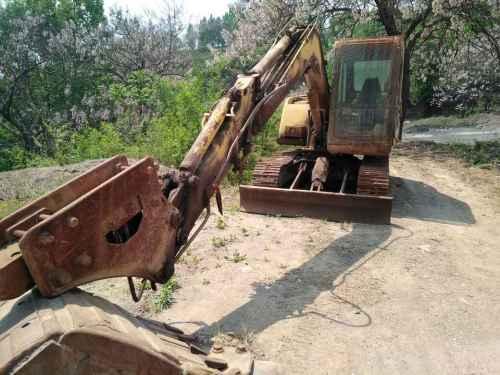 河南出售转让二手10000小时2006年小松PC60挖掘机