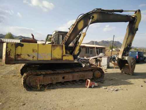 河北出售转让二手25000小时2003年住友S280F2挖掘机