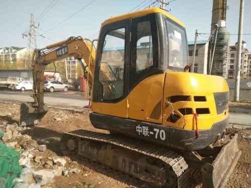辽宁出售转让二手9000小时2010年中联重科ZE60挖掘机
