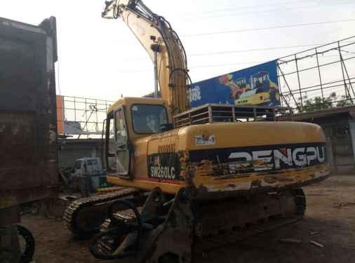 山西出售转让二手8000小时2012年彭浦SW230E挖掘机