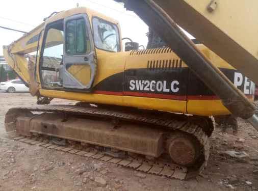 山西出售转让二手7000小时2011年彭浦SW230E挖掘机