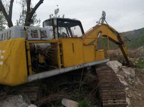 辽宁出售转让二手8000小时2010年恒特重工HT120A挖掘机