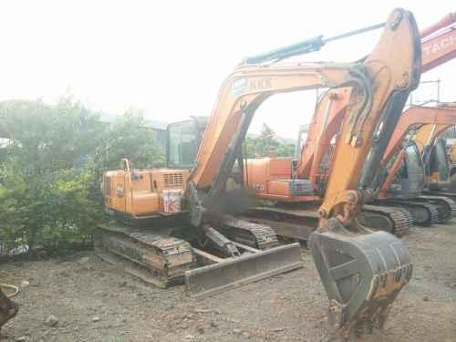 云南出售转让二手3216小时2014年京城长野NS75挖掘机