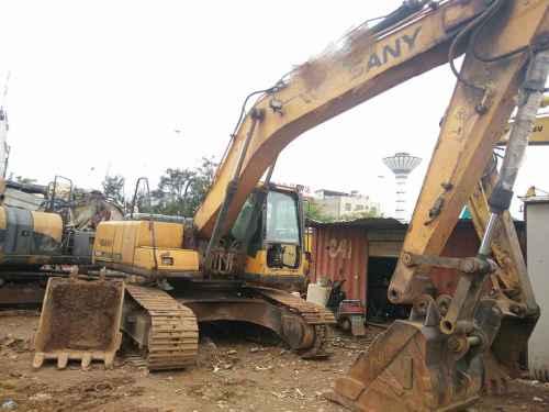 云南出售转让二手5534小时2012年三一重工SY215C挖掘机