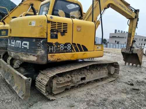 贵州出售转让二手6000小时2010年华力重工HL185挖掘机